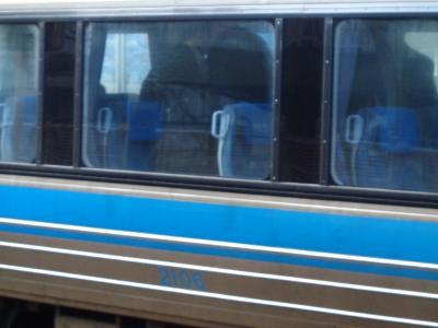 列車に乗り込む