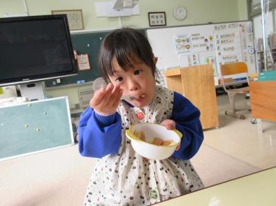 ホットケーキ作り6