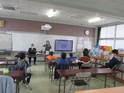 キャリアガイド教室