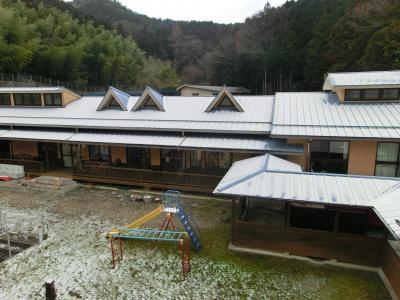雪の第3教棟
